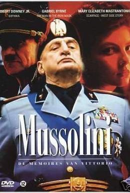 Постер фильма Муссолини (1985)