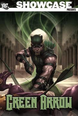 Постер фильма Витрина DC: Зеленая стрела (2010)