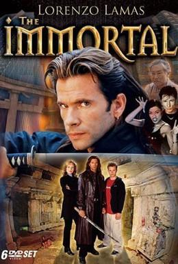 Постер фильма Бессмертный (2000)