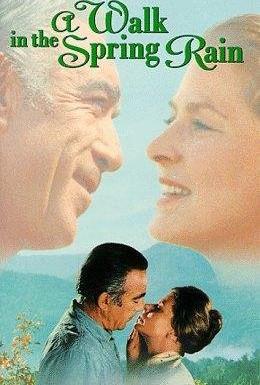 Постер фильма Прогулка под весенним дождем (1970)