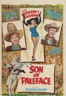 Сын бледнолицего (1952)