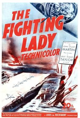 Постер фильма Сражающаяся леди (1944)