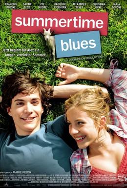 Постер фильма Летний блюз (2009)