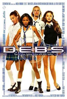Постер фильма Шпионки: Группа поддержки (2004)