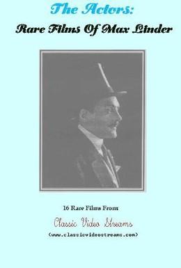 Постер фильма Макс принимает ванну (1910)