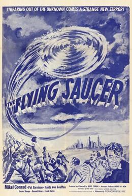 Постер фильма Летающая тарелка (1950)