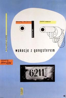 Постер фильма Каникулы для гангстера (1954)