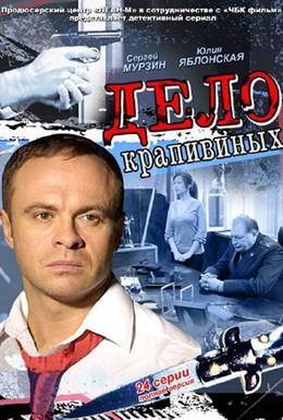 Постер фильма Дело Крапивиных (2011)