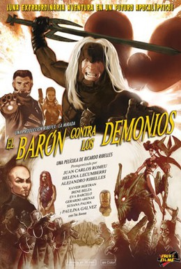 Постер фильма Барон против демонов (2006)