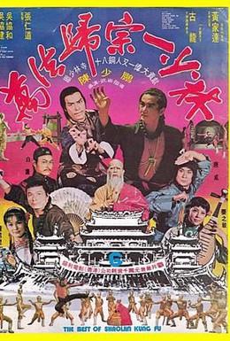 Постер фильма Лучшие из Кунг Фу Шаолиня (1976)