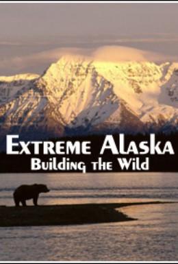 Постер фильма Экстремальная Аляска. Построение (2007)