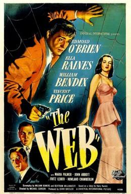 Постер фильма Паутина (1947)