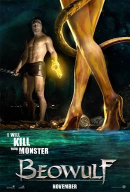 Постер фильма Беовульф (2007)