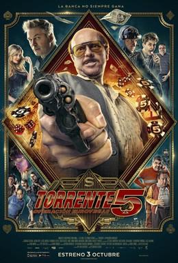 Постер фильма Торренте 5 (2014)