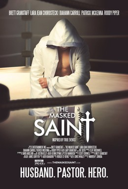 Постер фильма Праведник в маске (2016)