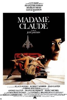 Постер фильма Мадам Клод (1977)