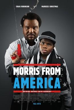 Постер фильма Моррис из Америки (2016)