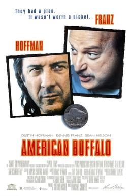 Постер фильма Американский бизон (1996)