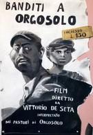 Бандиты из Оргозоло (1961)