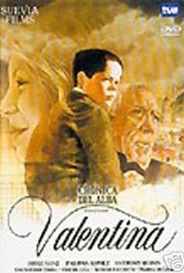 Постер фильма Валентина (1982)