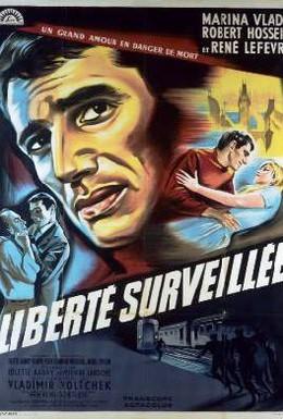 Постер фильма Свобода под надзором (1958)