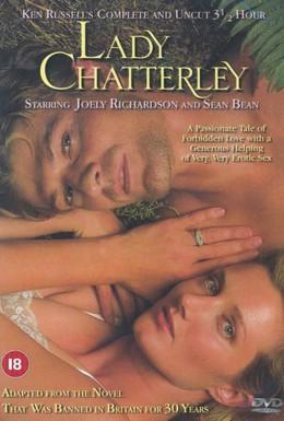 Постер фильма Любовник леди Чаттерлей (1993)