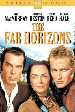 Постер фильма Далекие горизонты (1955)