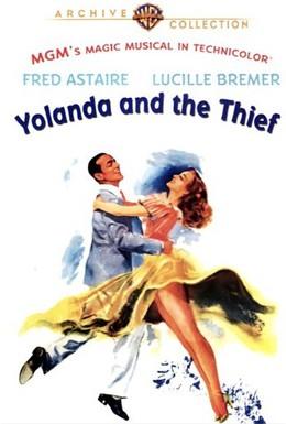 Постер фильма Иоланта и вор (1945)