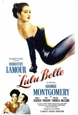 Постер фильма Красавица Лулу (1948)