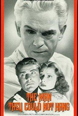 Постер фильма Человек, которого не смогли повесить (1939)