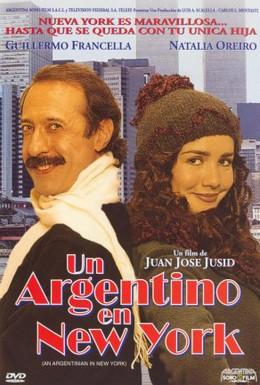 Постер фильма Аргентинец в Нью-Йорке (1998)