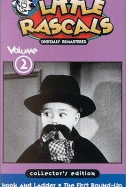 Постер фильма Пострелята: Первый поход (1934)