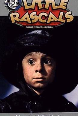 Постер фильма Пострелята: Мамин пиратик (1934)