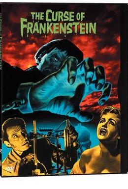 Постер фильма Проклятие Франкенштейна (1957)