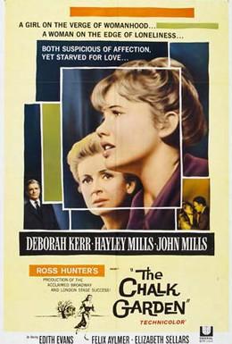 Постер фильма Меловой сад (1964)