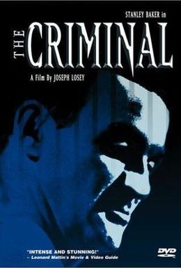 Постер фильма Криминал (1960)