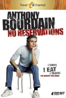 Постер фильма Энтони Бурден: Без предварительных заказов (2007)