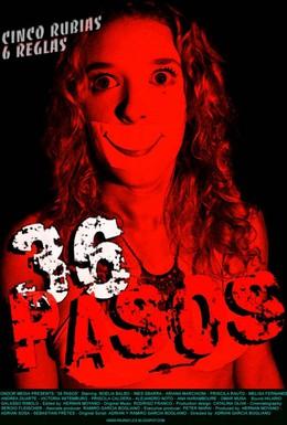 Постер фильма 36 шагов (2006)