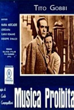Постер фильма Запретная музыка (1942)