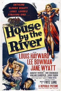 Постер фильма Дом у реки (1950)