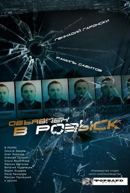 Постер фильма Объявлен в розыск (2010)