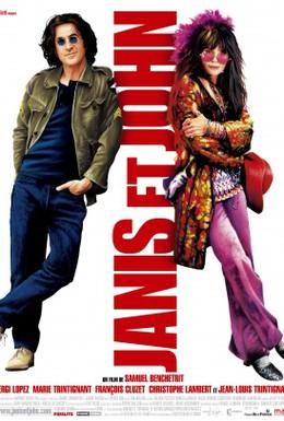 Постер фильма Дженис и Джон (2003)