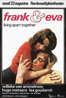Постер фильма Франк и Ева (1973)