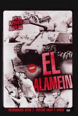 Постер фильма Эль Аламейн (1953)