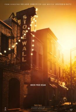 Постер фильма Стоунволл (2015)