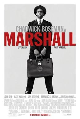 Постер фильма Маршалл (2017)