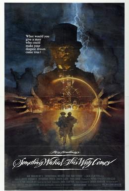 Постер фильма Что-то страшное грядет (1983)