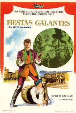 Постер фильма Праздники любви (1965)