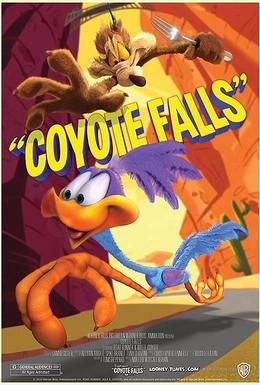 Постер фильма Падения койота (2010)
