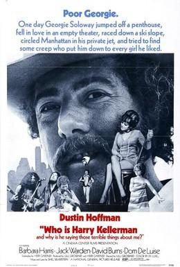 Постер фильма Кто такой Гарри Келлерман и почему он говорит обо мне ужасные вещи? (1971)